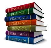 9597030-pile-de-dictionnaires-isole-sur-fond-blanc