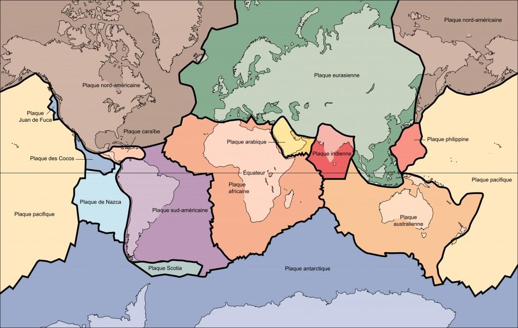 1 Plaques tectoniques (2)